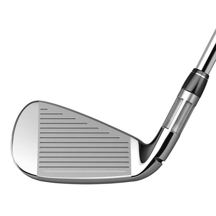 Serie de hierros de golf hombre M6 Grafito Regular TALLA 2 VELOCIDAD MEDIA