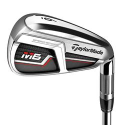 Serie Hierros Golf M6 Adulto Diestro Grafito Talla 2 Velocidad Media