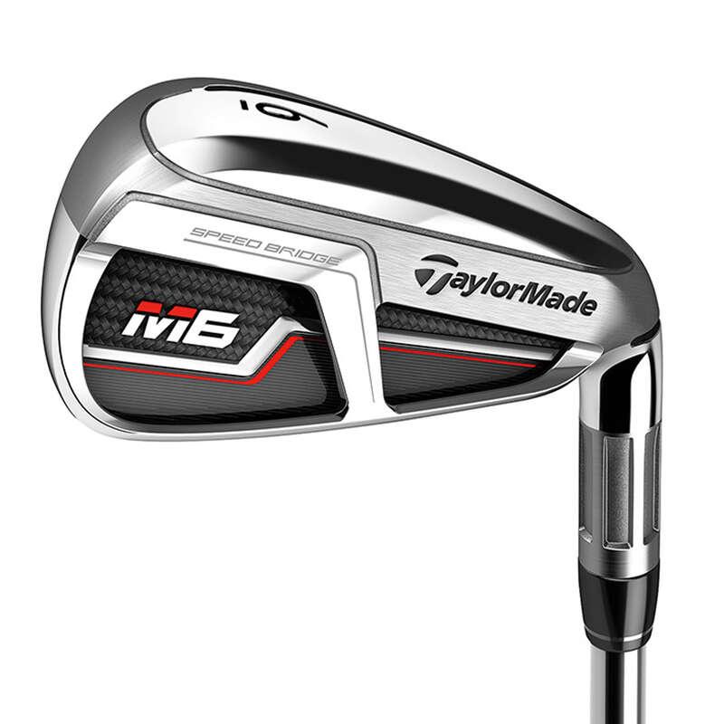 GOLFKLUBBOR VAN Golf - Järnset grafit M6 5-PW s2 MS TAYLORMADE - Golfklubbor