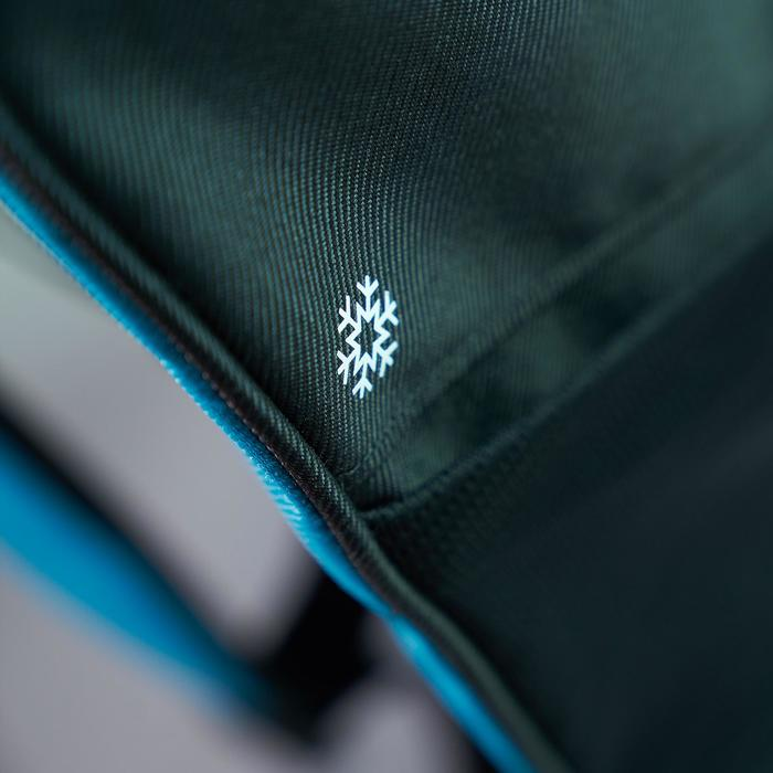 Cartbag voor golf turquoise