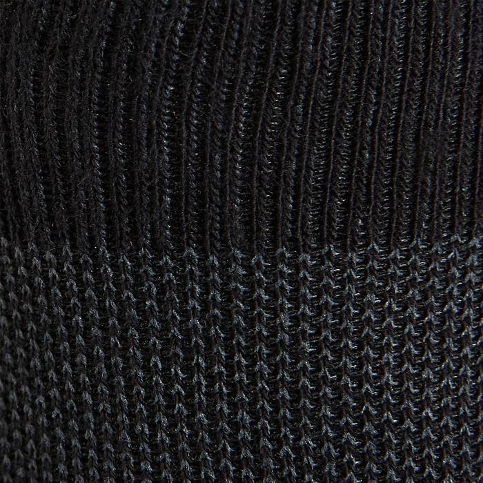 Calcetines caminar WS 100 Mid Niño Negro (3 pares)