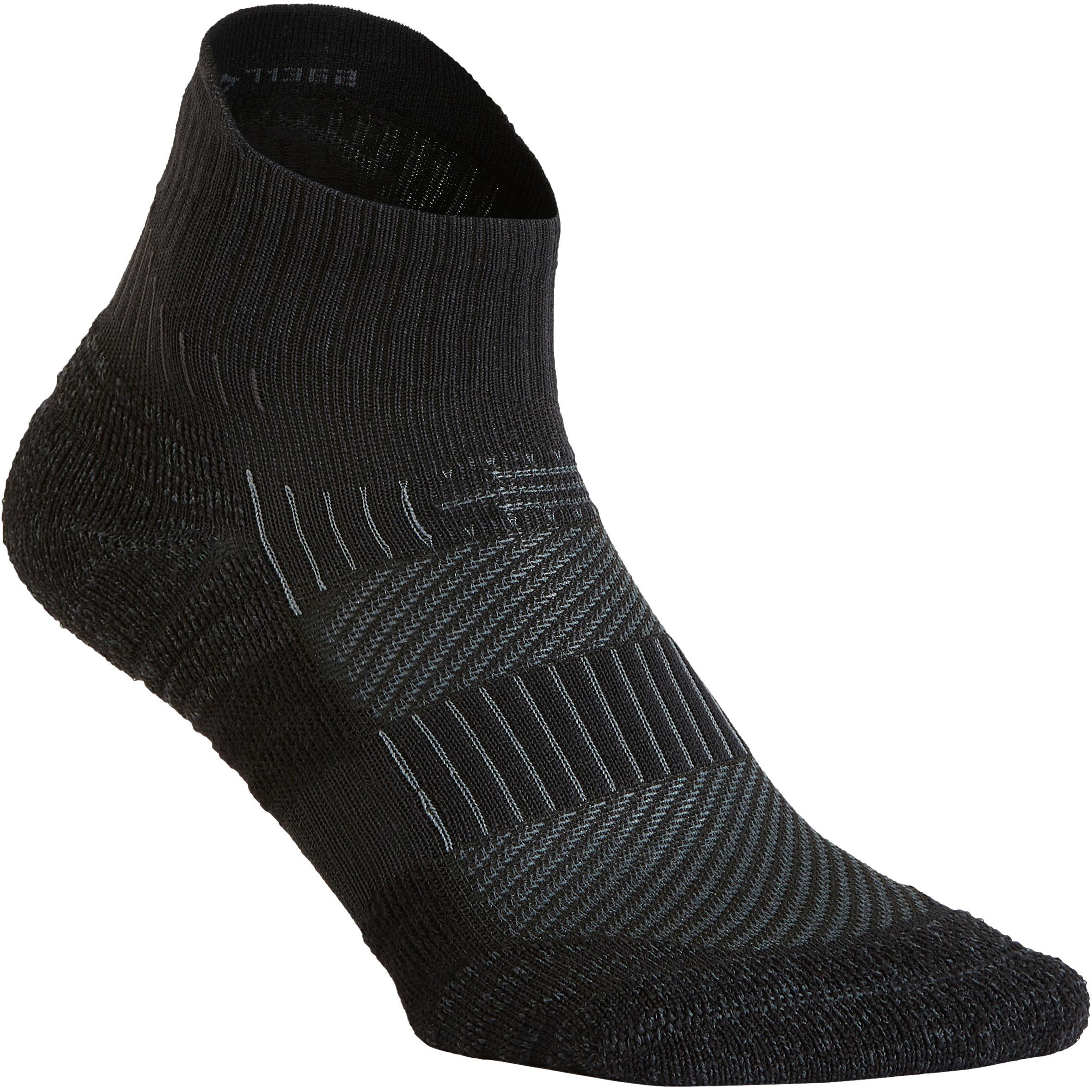 Newfeel Sokken voor sportief wandelen WS 500 low zwart kopen