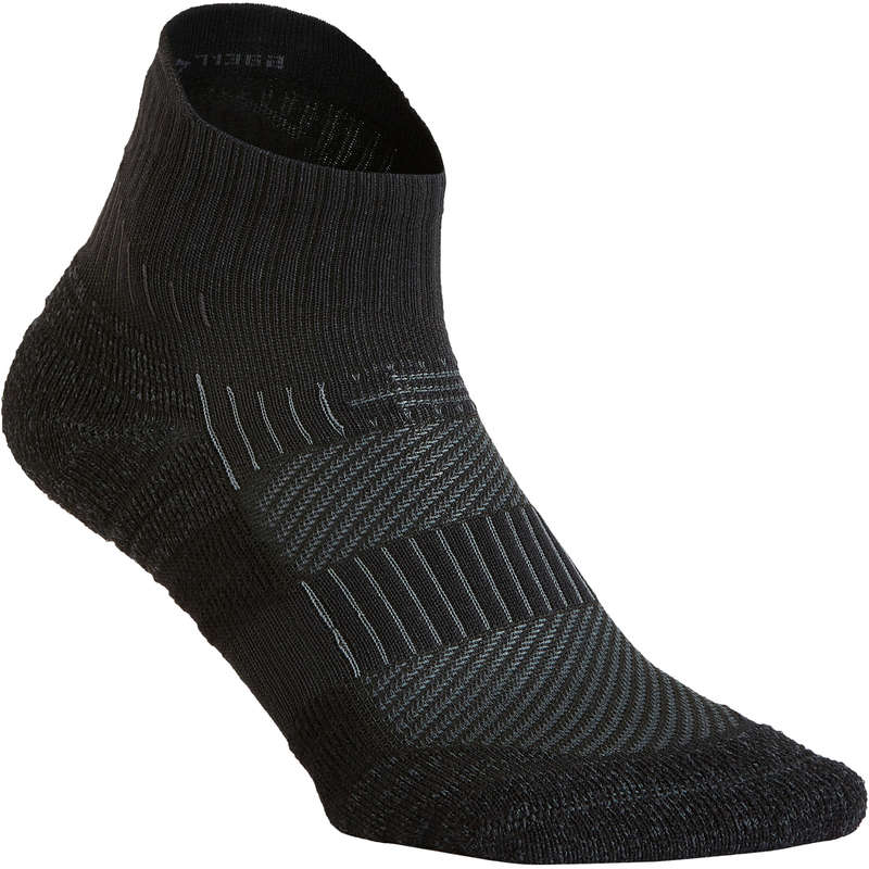 SPORT WALKING SOCKS Footwear Accessories - WS 500 Low black NEWFEEL - Accessories