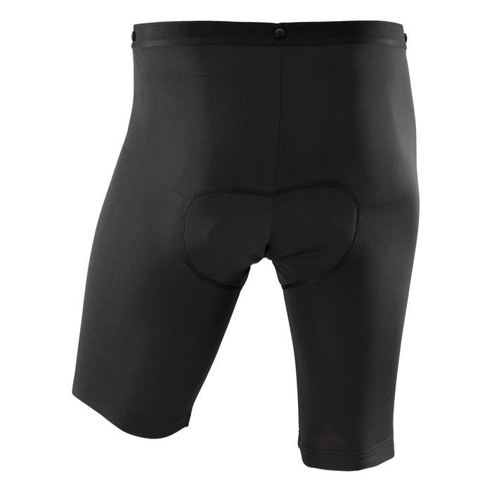 Ondershort voor heren mountainbike 900 zwart