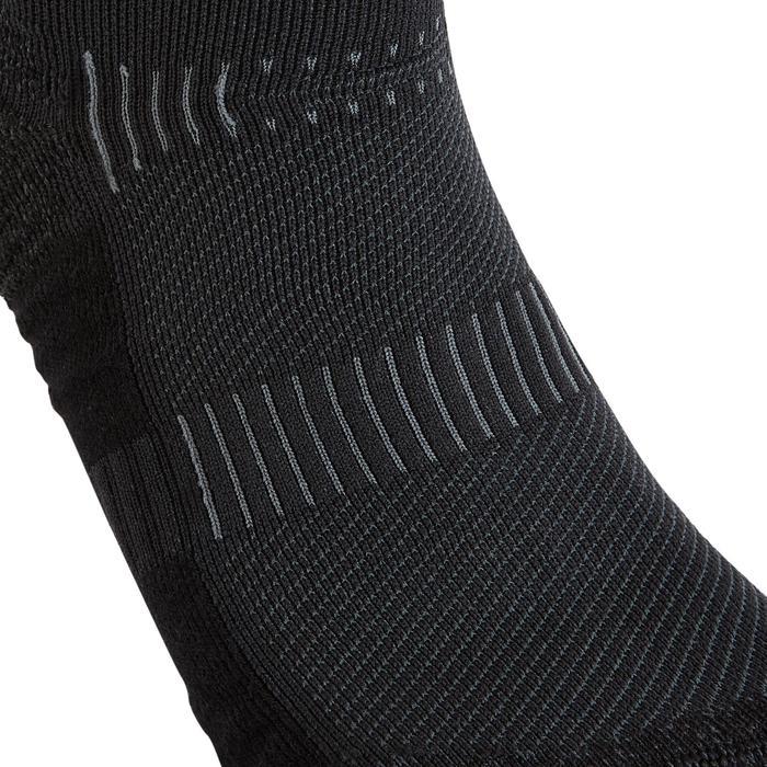 Sokken voor sportief wandelen WS 500 mid zwart