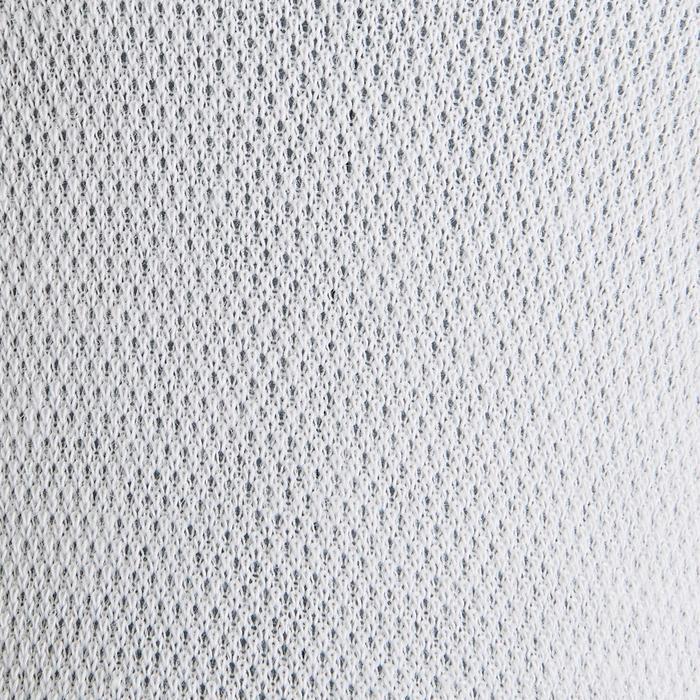 Calcetines marcha deportiva WS Fresh 140 Bailarinas blancos (lote de 2 pares)