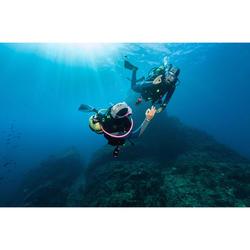 Combinaison de plongée sous-marine SCD500 Femme néoprène 5mm