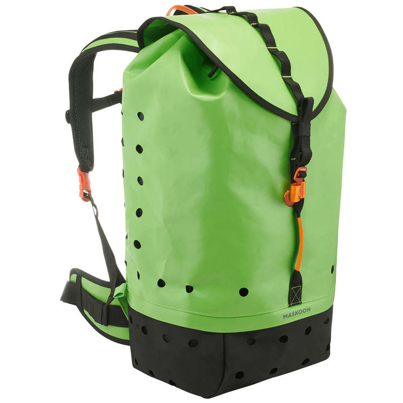 CANYONING GEAR Via ferrata Canyoning and Caving - CANYON BACKPACK 45 LITRES MASKOON - Sports