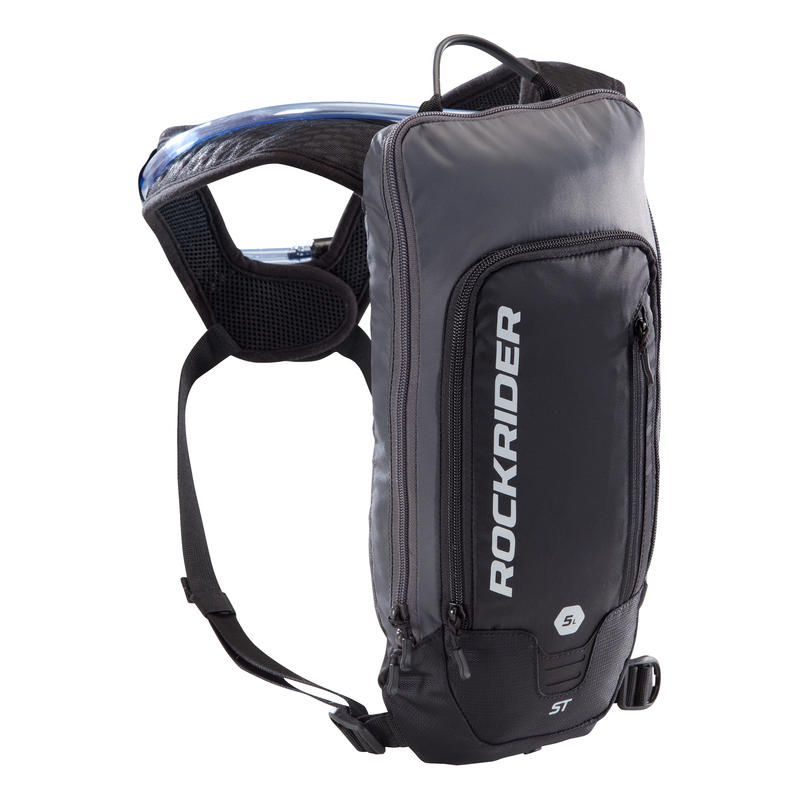 3L Mountain Biking Hydration Backpack ST 500 - Black