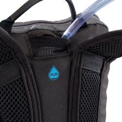 Fietsrugzak met 1L waterzak ST 500 3 liter zwart