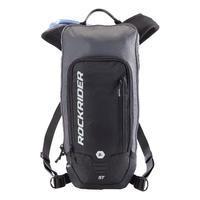 MTB Hydration Backpack ST 500 - Black, 4L
