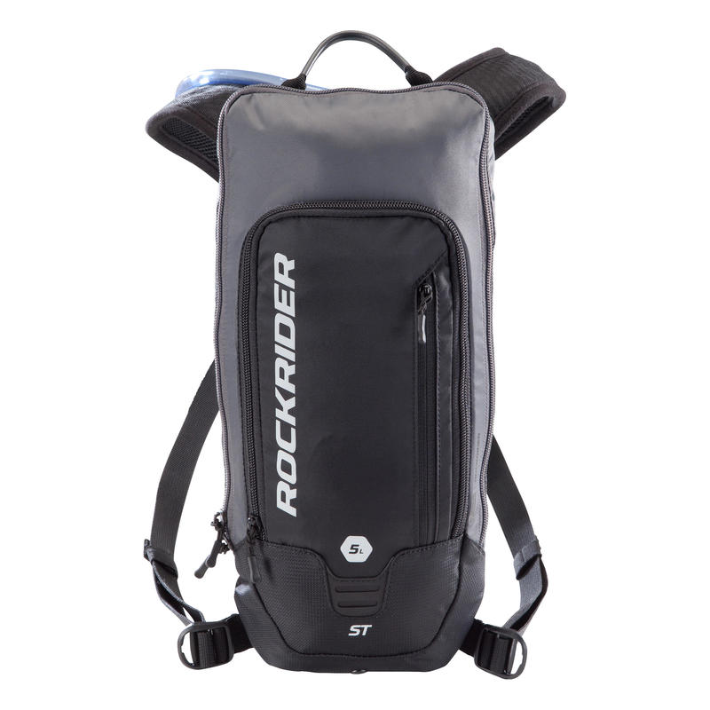 500 Mountain Bike Hydration Backpack 3L - Black