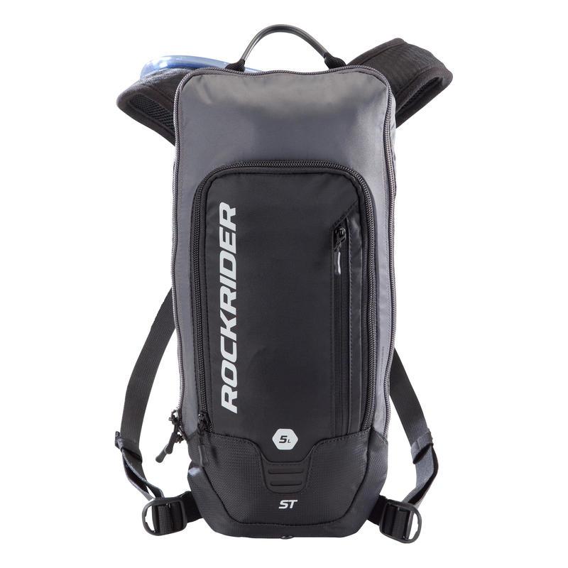Mountain Biking 4L Hydration Backpack ST 500 - Black