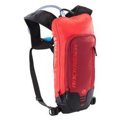 Mochila de Hidratación mtb 500 Roja 3L