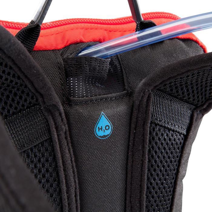 Mochila de hidratación MTB 500 roja 3 L