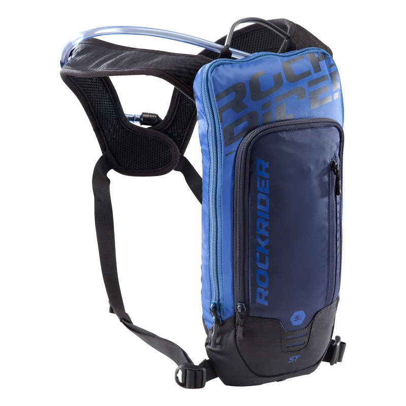 SPORT TRAIL MTB WATER BAG ADULT Bags - ST 500 MTB Hydration Backpack ROCKRIDER - Bags