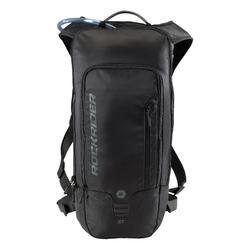 Mochila de hidratación MTB 520 negra 6L