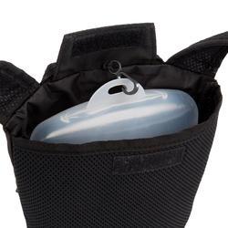Fietsrugzak met 1L waterzak ST 100 3L zwart