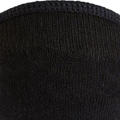 جوارب WS Fresh 140 باليرينا أسود للمشي الرياضي (مجموعة من زوجين)