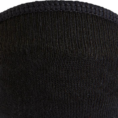 Chaussettes marche sportive WS 140 Fresh Ballerina noir (2 paires)