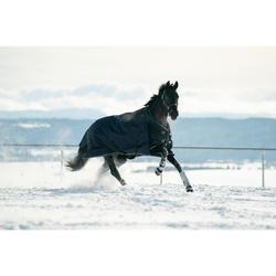Winter-Regendecke Allweather 300g 1000D wasserdicht Pferd/Pony marineblau