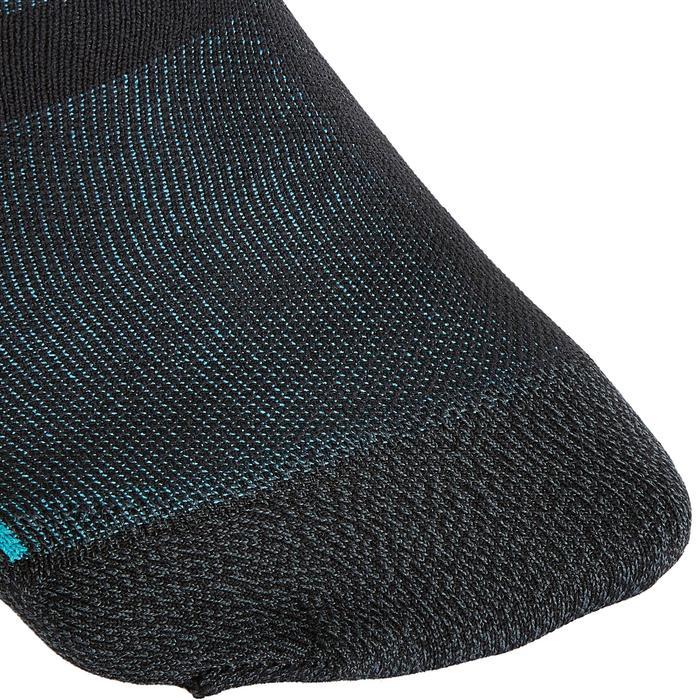 Chaussettes marche sportive et nordique WS 900 Low noir