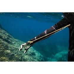 Arpón Elástico Tridente Pesca Submarina Subea SPF 100 85 cm