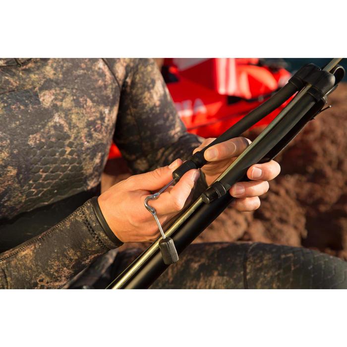 Scharnierende wishbone SPF100 voor harpoengeweer