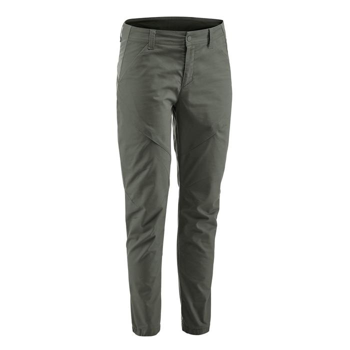 Men's Country Walking Trousers NH500 Fit - Grey Khaki