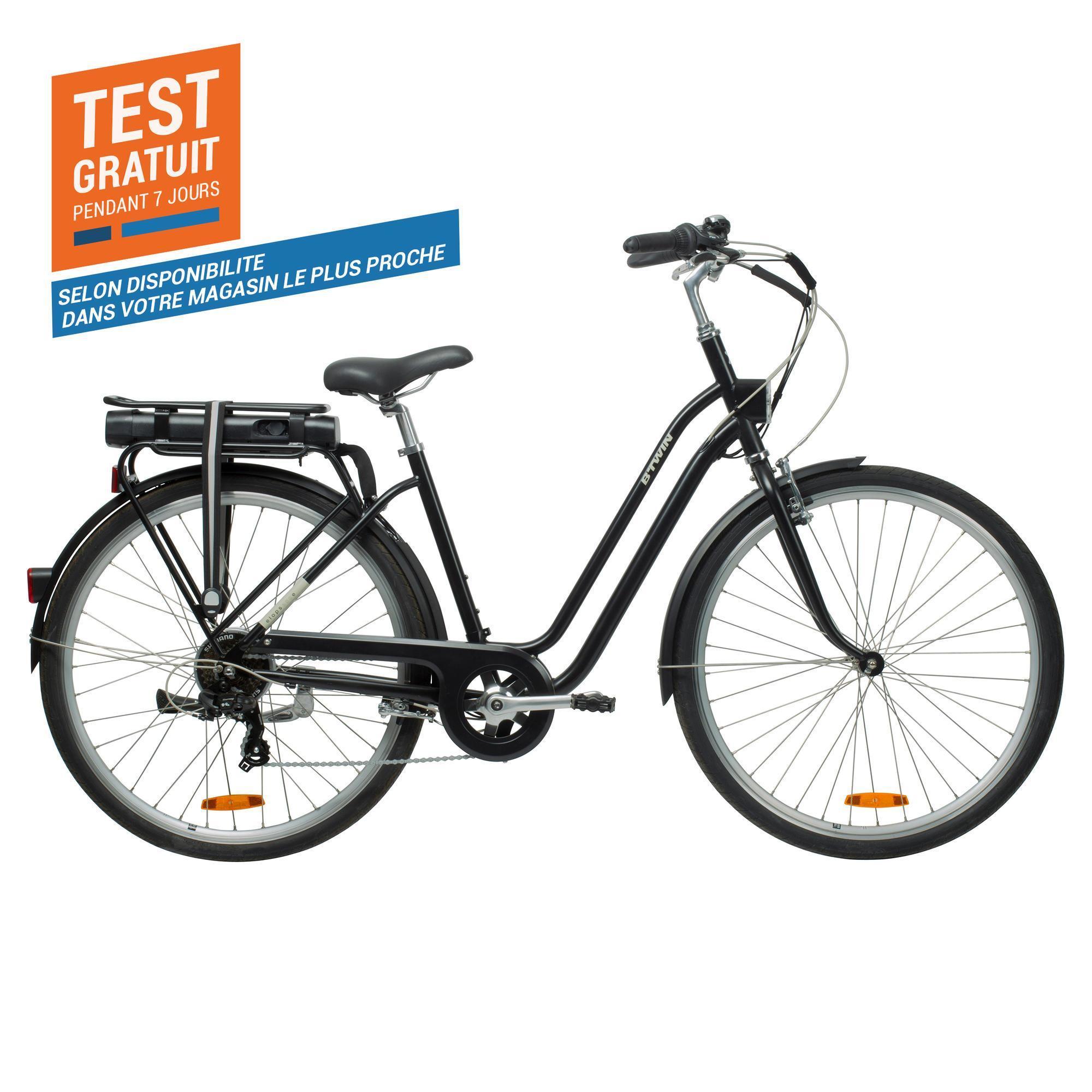 Vélo Siège très confortable pour femmes homme sain Gel Vélo Selle Noir
