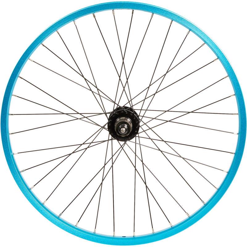 RUOTE BICI BAMBINO Ciclismo, Bici - Ruota posteriore Subsin 24  BTWIN - PEZZI DI RICAMBIO BICI BAMBINO