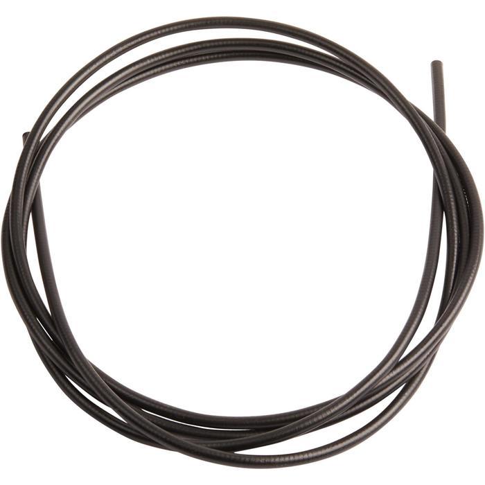 Rem buitenkabel 2 m zwart