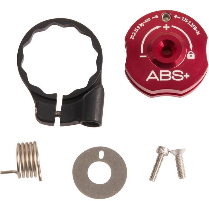 Kit botón compresión horquilla R7 para mando a distancia