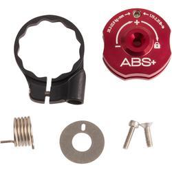 Kit bouton compression fourche R7 pour commande à distance