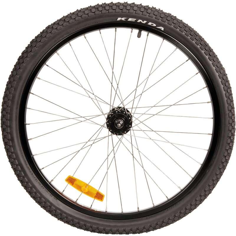 RUOTE BICI BAMBINO Ciclismo, Bici - Ruota anteriore Subsin 24 BTWIN - PEZZI DI RICAMBIO BICI BAMBINO