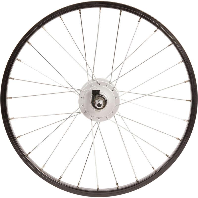 RUOTE BICI BAMBINO Ciclismo, Bici - Ruota anteriore bici 20 WORKSHOP - PEZZI DI RICAMBIO BICI BAMBINO