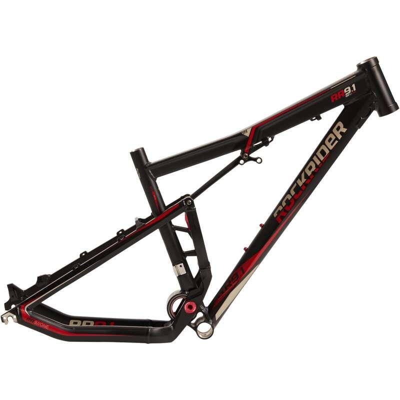 MTB-RAM Cykelsport - Ram ROCKRIDER 9.1 2012 ROCKRIDER - Cykelramar