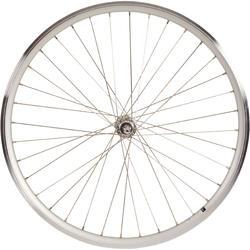 """Rueda bicicleta eléctrica 26"""" bebike5 delantera"""