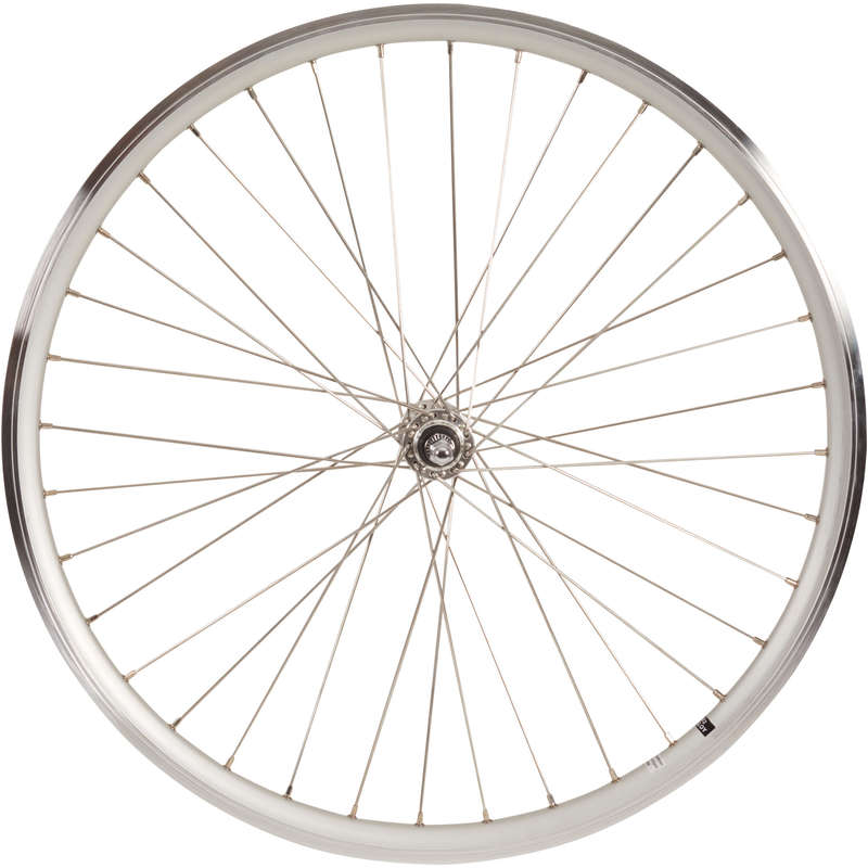 RUOTE BICI CITTA' Ciclismo, Bici - RUOTA VAE26 ANTERIORE Bebike5 BTWIN - PEZZI DI RICAMBIO BICI CITTA'