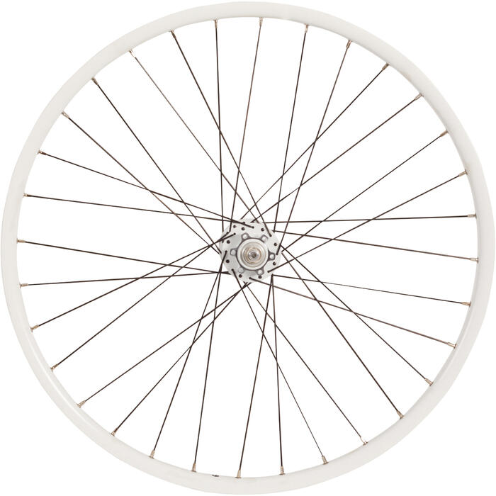 "ROUE 26"" DISC WHITE"