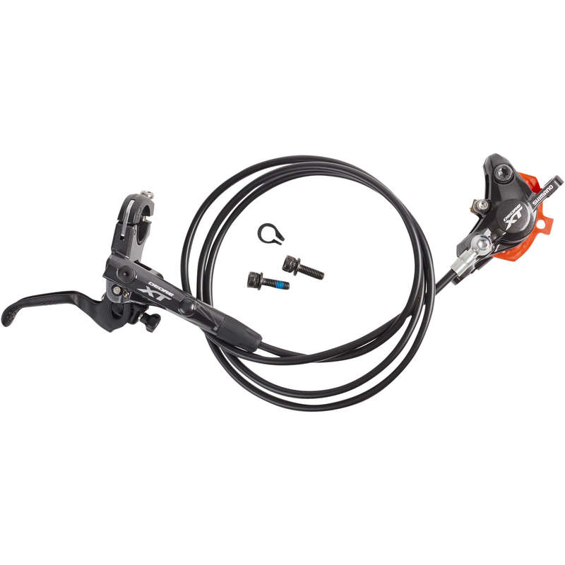 BIKE BRAKE Cycling - shimano XT hydraulic disc brake - rear SHIMANO - Bike Brakes and Transmission