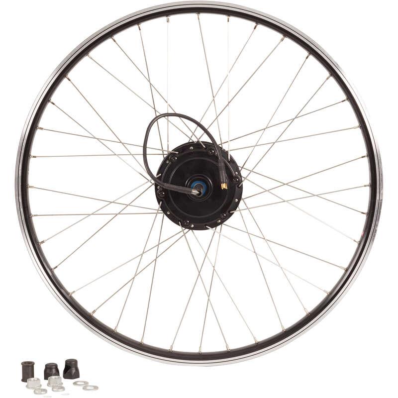 RUOTE BICI TREKKING Ciclismo, Bici - Ruota posteriore ELECORIGIN36V BTWIN - PEZZI DI RICAMBIO, MANUTENZIONE