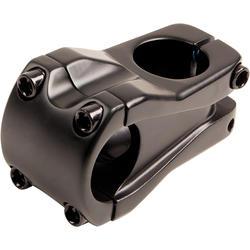 """Potencia Bicicleta BMX 1""""1/8 31,8 Negra"""