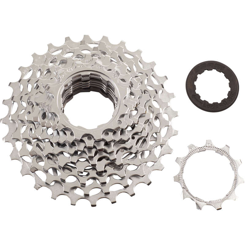 GEARING ROAD Cycling - 11x28 10 Speed Cassette SRAM - Bike Brakes and Transmission