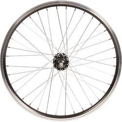Roda Dianteira de BMX 20 Polegadas Eixo 14 mm