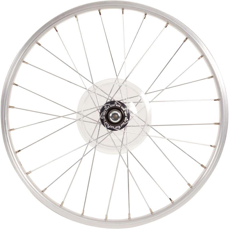 УНИВЕРС КОЛЕСА Велоспорт - КОЛЕСО ДЛЯ ВЕЛ. 20 HOPTOWN 300 BTWIN - Запчасти и компоненты