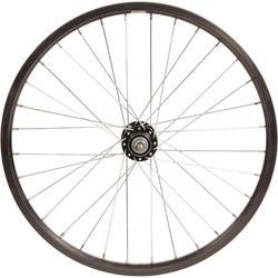 Roue vélo enfant WYLDEE 20 pouces arrière double paroi roue libre noir