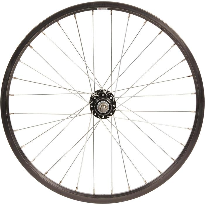 "Rueda Bicicleta Niño 20"" Pulgadas Trasera Doble Pared"