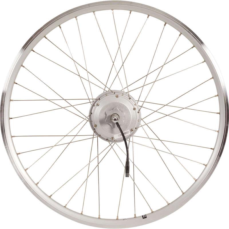 SILNIČNÍ, TREKOVÁ KOLA Cyklistika - ZADNÍ 28