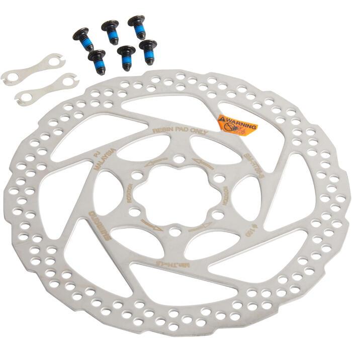 Remschijf voor fiets 160 mm RT56
